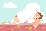 [ILL103] 임신출산육아 004