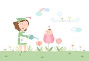 [ILL103] 임신출산육아 007