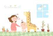 [ILL103] 임신출산육아 011