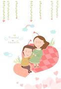 [ILL103] 임신출산육아 014