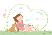 [ILL103] 임신출산육아 013