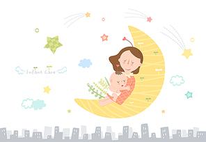 [ILL103] 임신출산육아 015