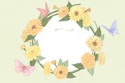 [SPAI107] 플라워배너II 019