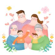 [PAI103] 행복한가족008