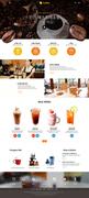 음식 웹템플릿 0010