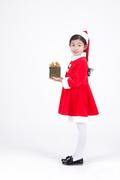 크리스마스 소녀 003