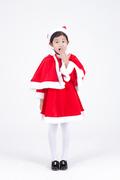 크리스마스 소녀 017