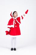 크리스마스 소녀 032