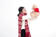 크리스마스 소녀 063