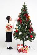 크리스마스 소녀 113