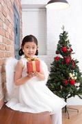 크리스마스 소녀 125