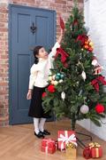 크리스마스 소녀 138
