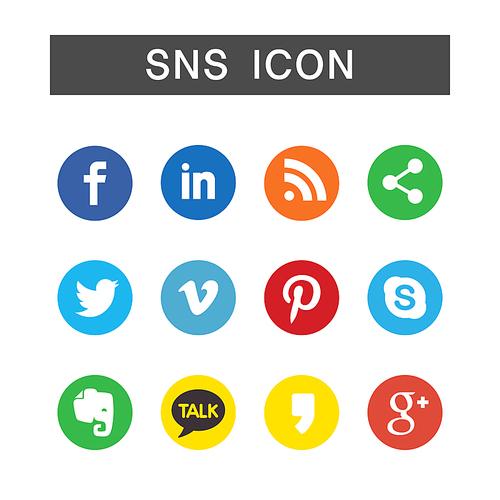 SNS ICON 001