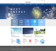 [Webdesign]웹사이트 시안_기업01