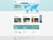 [웹디자인]웹사이트 시안_비즈니스