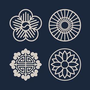 korean pattern_009