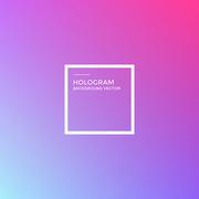 hologram background_001
