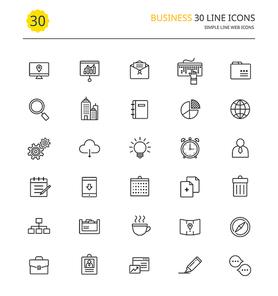 line icons 001