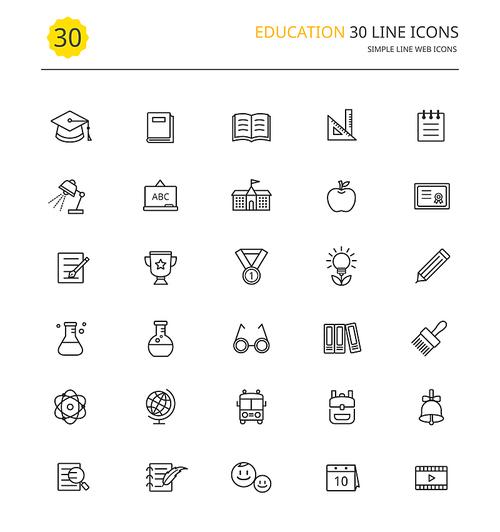 line icons 004
