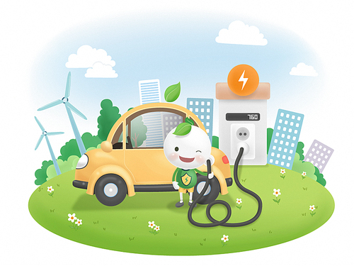 Electric Vehicle 10