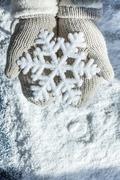 겨울 오브젝트 096