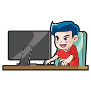 학원 캐릭터 020