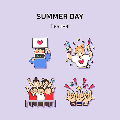 여름아이콘 028