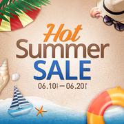 여름 쇼핑 배너 036