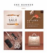 가을 쇼핑 SNS 004