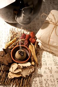 Oriental Medical(한의학) 001