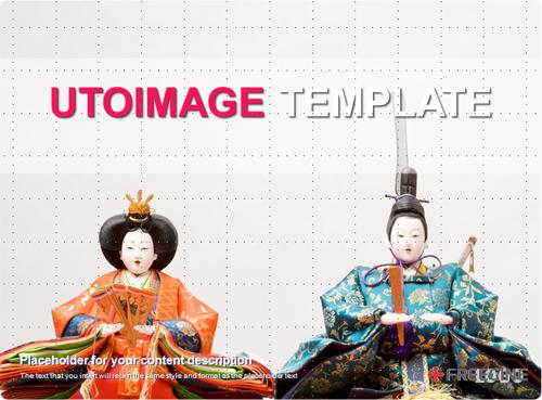 일본문화배경 디자인