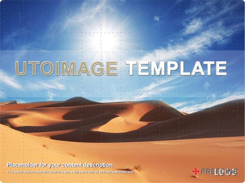 사막 디자인
