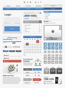 Web kit Vol.01_01