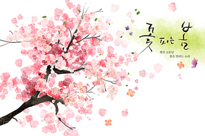 봄배경 003