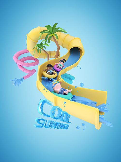 COOL SUMMER019