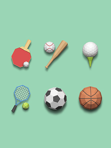 [FUS100] Lowpoly Icon019