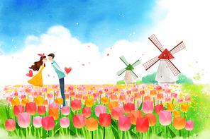 봄의연인 006