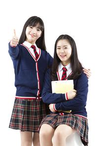 여학생들 378