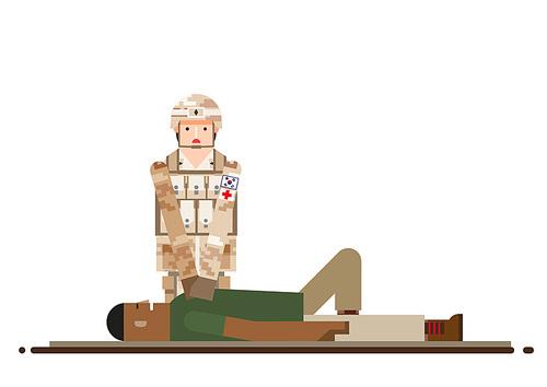 군인 017