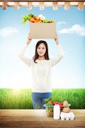 우리 농산물 010