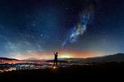밤하늘의 별 002