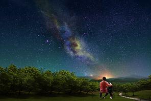 밤하늘의 별 001