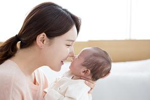 엄마와 아기 035