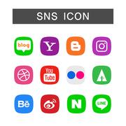 SNS ICON 004