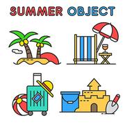 여름 오브젝트 006