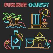여름 오브젝트 008