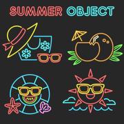 여름 오브젝트 016