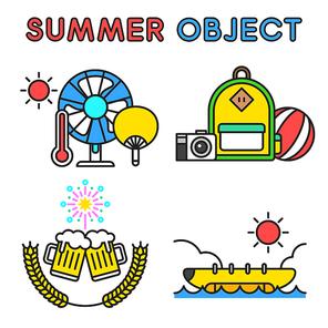 여름 오브젝트 018