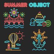 여름 오브젝트 028