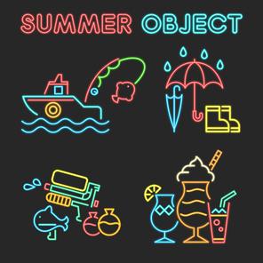 여름 오브젝트 032